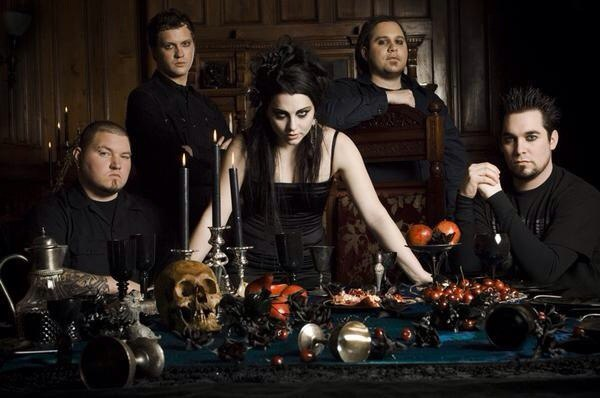 Американцы Evanescence порадовали поклонников новостью о грядущих концертах.