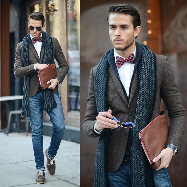 Как стильно одеваться парни