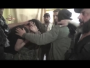 Сирия.Пленные афганские наемники воюющие на стороне САА, г.Бусра Аль-Харир,пров.Дераа 21.04.2015.
