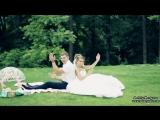 Очень красивое романтическое прикольное свадебное видео.Самый красивый лучший романтический свадебный клип.Свадьба в Харькове