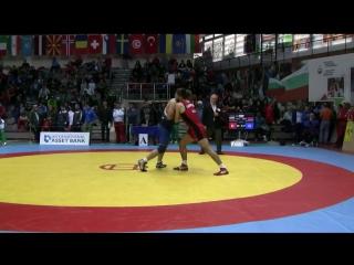 Artur Shahinyan (ARM) vs Nikolay Dobrev (BUL)