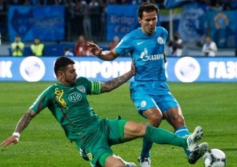 «Зенит» возглавил турнирную таблицу Лиги чемпионов