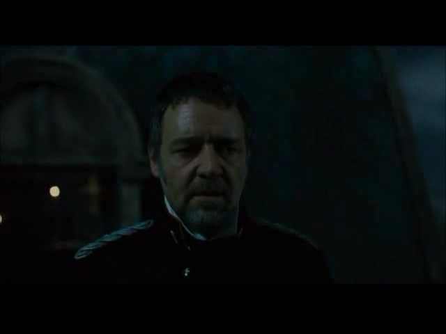 Javert (Russell Crowe) in Stars - Les Miserables (2012)