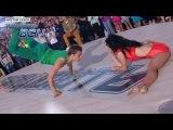 Танцевальный батл на Майдане Илья против Елены Головань - Испытания 20 - Танцуют  ...