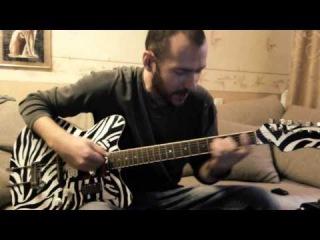 Про червячков - ГрОб (Егор Летов гитара кавер аккорды бой)