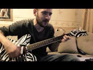 Иуда будет в раю - ГрОб (Егор Летов гитара кавер аккорды бой)