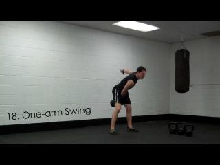69 Kettlebell Exercises for a Better Body