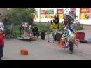 Индейцы в Москве /Indian style /estilo indio 00287