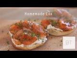 Homemade Lox | Byron Talbott