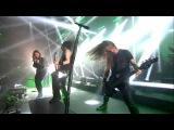 Epica - Sancta Terra (feat Floor Jansen) Live Retrospect show