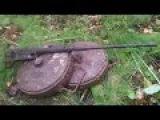 По следам бегущих немцев. Синявино. Search for relics WW2. Mauser 98 rifle