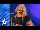 Aliki singing 'Wake Me Up' | Week 6 Auditions | Britain's Got Talent 2013