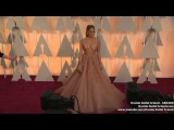 Oscars 2015 Jennifer Lopez Red Carpet
