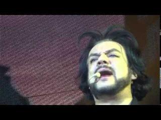 Концерт Филиппа Киркорова в Екатеринбурге (19.10.2014г.)