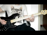 Blur - Girls and Boys (bass riff with TABS)