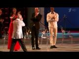 На сцене Большого этим вечером назвали новых лауреатов `Бенуа де ля Данс` - Первый канал