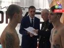 Огнеслав Іщенко нокаутував суперника за 65 секунд