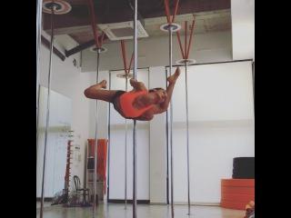 Marion Pole Dance