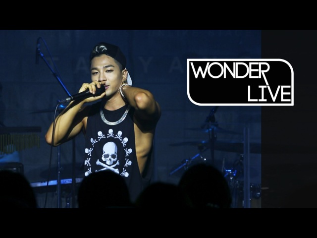WONDER LIVE Ep.1 TAEYANG(태양) _ 1AM(새벽한시) Body(아름다워) Love You To Death [ENGJPNCHN SUB]