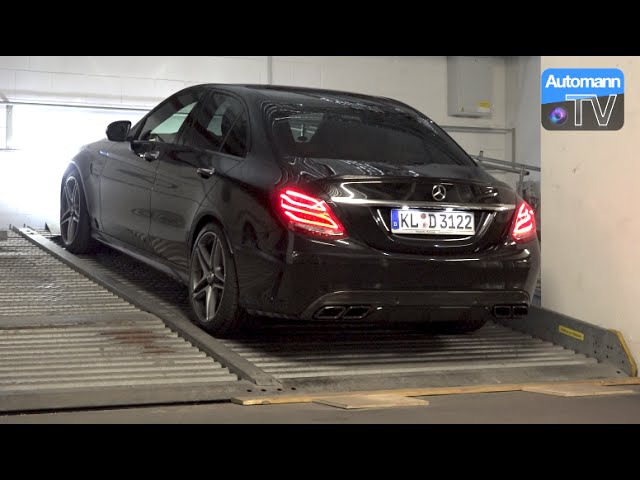 2015 Mercedes-AMG C63 S (510hp) - pure SOUND