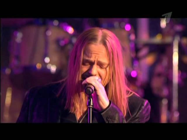 ЛЕТНИЙ ВЕЧЕР. Группа Цветы. Юбилейный концерт на 1 канале. Цветы-40. (Live). 2010