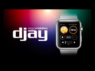 Introducing djay for Apple Watch