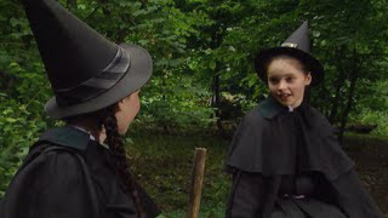 Mildred Meets Ethel Hallow - The Worst Witch