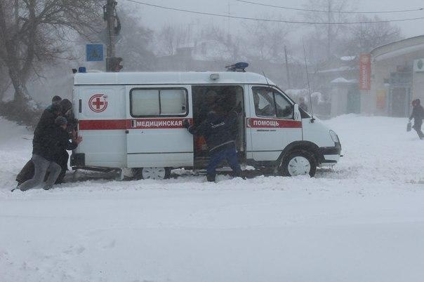 Сценарий апокалипсиса прошлой зимы в Таганроге может повториться