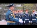 В Москве прошла церемония возложения цветов к комплексу памятников Пожарным и спасателям и Ветеранам МЧС России