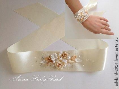 Бижутерия для невесты на свадьбу своими руками - Модная мама