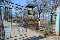 14 апреля 2012 -  Самарская область: Заброшенная военная часть 28042 у села Зелёновка