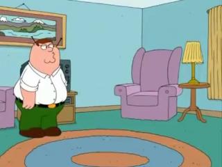 Гриффины | Питер забыл как садиться