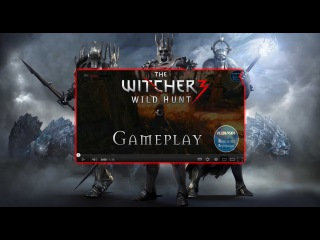 NEW! Gameplay The Witcher 3 Wild Hunt PS4