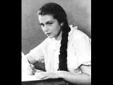 Galina Vishnevskaya Sings Mikhail Glinka's