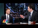 David Beckham Flashes Some Underwear Late Night with Jimmy Fallon