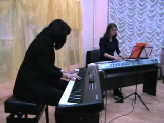 Маловецкая Анна. Старинная песня, Зеленые рукава