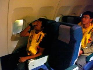 Новинка! Пассажир снял падение самолёта изнутри на GoPro!