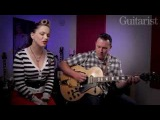 Imelda May &amp Darrel Higham perform Right Amount Of Wrong