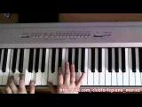Уроки Блюза на фортепиано урок №1
