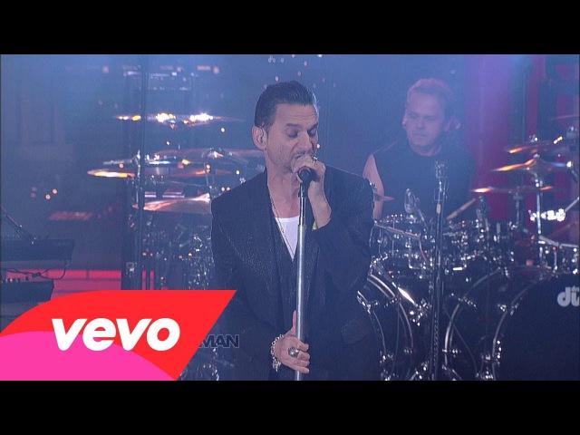 Depeche Mode - Angel (Live on Letterman 11-03-2013)