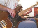 Bass - Led Zeppelin - Ramble On (Cover)