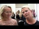 Rikke Baumgarten Helle Hestehaven, Baum Und Pferdgarten - Backstage Interview SS15