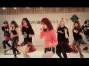 Jun Hyosung - Good-night Kiss Dance Practice Ver. (Mirrored)
