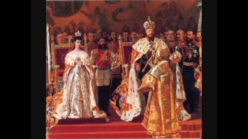 Tchaikovsky 'Solemn March' for Tsar Alexander III's Coronation - Ovchinnikov conducts