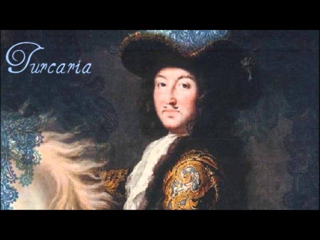 J. J. Fux: K 331 / Turcaria from Concentus musicum-instrumentale (1701) / Armonico Tributo Austria