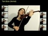 Game of Thrones; Intro Theme [violin cover] by Seda BAYKARA