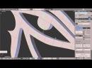 Видеоурок по Blender 2.5. Кривые