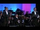 Plácido Domingo, Anna Netrebko, Rolando Villazón. The Berlin Concert (2006), full