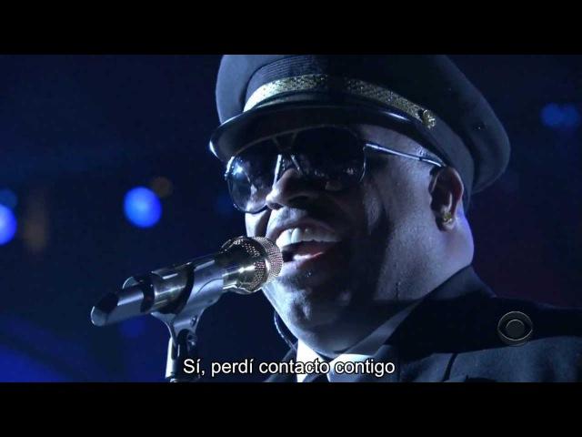 Gnarls Barkley Crazy HD 1080p Violín con subs Español