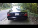 1998 Jaguar XJR w Glasspacks and X Pipe Revs